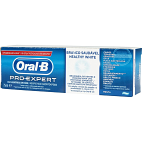 Οδοντόκρεμα ORAL B pro expert whiten (75ml)