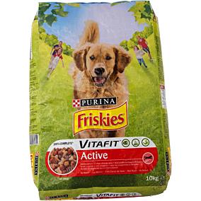 Ξηρά τροφή FRISKIES σκύλου vitality (10kg) f6df4cc6a50