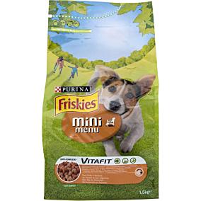 Ξηρά τροφή FRISKIES σκύλου mini menu με κοτόπουλο και λαχανικά (1 bf2f7e328d4