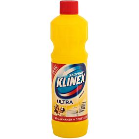 Χλωρίνη KLINEX Ultra με άρωμα λεμόνι (750ml)