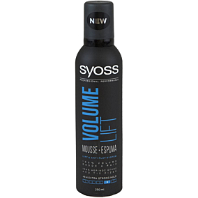 Αφρός μαλλιών SYOSS volume (250ml)