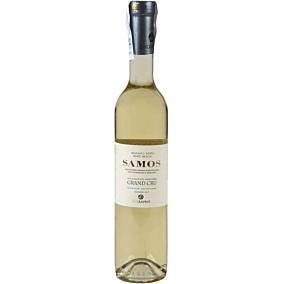 Οίνος λευκός Samos Grand Cru ΕΟΣ ΣΑΜΟΥ γλυκός, ενισχυμένος (500ml)