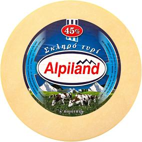 Τυρί ALPILAND σκληρό 45% λιπαρά Αυστραλίας (~10kg)