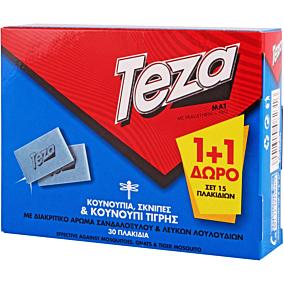 Εντομοαπωθητικό TEZA ταμπλέτες (30τεμ.)