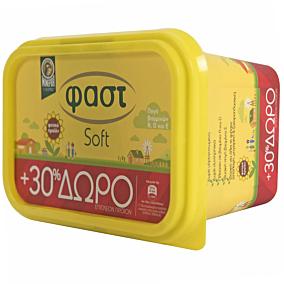 Μαργαρίνη ΜΙΝΕΡΒΑ φαστ soft (250g +30% επιπλέον προϊόν)