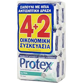 Σαπούνι PROTEX ultra (6x90g)