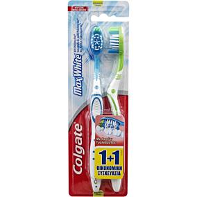 Οδοντόβουρτσα COLGATE maxWhite 1+1 (2τεμ.)