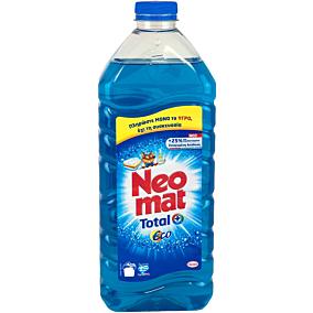 Απορρυπαντικό NEOMAT eco blue πλυντηρίου ρούχων, υγρό (38μεζ.)