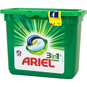 Απορρυπαντικό ARIEL Original 3 σε 1 πλυντηρίου ρούχων, σε υγρές κάψουλες (24τεμ.)