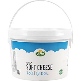 Τυρί κρέμα ARLA pro light 16% (1,5kg)