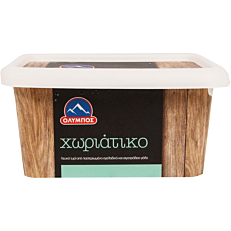 Λευκό τυρί ΟΛΥΜΠΟΣ χωριάτικο (400g)