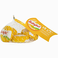Τυρί BABYBEL Mini emmental (120g)