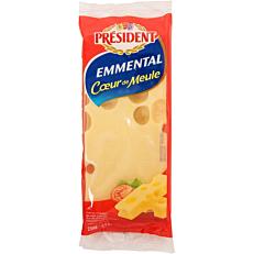 Τυρί PRÉSIDENT emmental 45% λιπαρά (250g)
