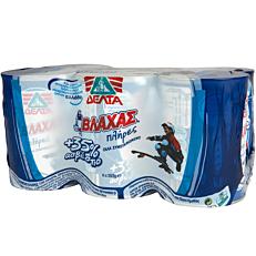 Γάλα ΒΛΑΧΑΣ εβαπορέ ΑΣΒΕΣ (6x393g)