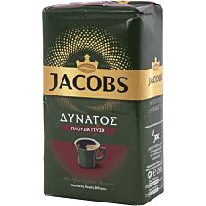 Καφές JACOBS φίλτρου δυνατός (250g)
