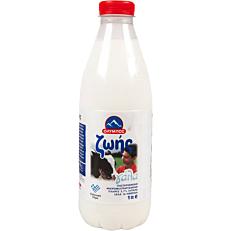 Γάλα ΟΛΥΜΠΟΣ ζωής υψηλής παστερίωσης μικροφιλτραρισμένο 3,7% λιπαρά (1lt)