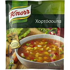 Σούπα σε σκόνη KNORR χορτόσουπα (40g)