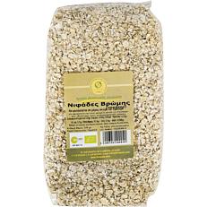Δημητριακά ΘΡΕΨΙΣ νιφάδες βρώμης βιολογικές (bio) (500g)