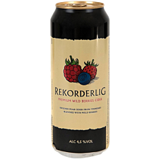 Μπύρα REKORDERLIG wild berries (500ml)