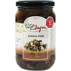 Σαλάτα ελιάς ΕΛΙΑΓΝΗ mediterranean mix (355g)