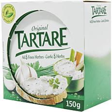 Τυρί κρέμα TARTARE Ail Herb (150g)