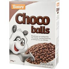 Δημητριακά BONORA chocolate Balls (375g)