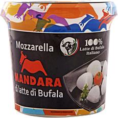 Τυρί MANDARA mozzarella bufala (500g)
