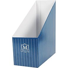 Θήκη περιοδικών HERLITZ Montana Α4/C4 πλαστική, μπλε