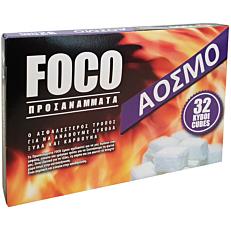 Προσανάμματα FOCO άοσμο (32τεμ.)