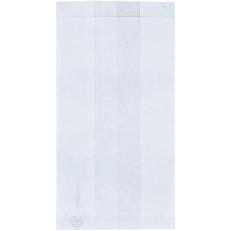 Χαρτοσακούλες λευκές αδιάβροχες 12,5x26cm (5kg)
