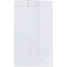 Χαρτοσακούλες λευκές βεζιτάλ 9,5x18cm (5kg)