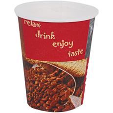 Ποτήρια χάρτινα με σχέδιο 8oz (50τεμ.)