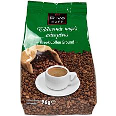 Καφές RIVA CAFÉ ελληνικός αλεσμένος (96g)