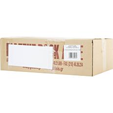 Χαρτοσακούλες λευκές με εσωτερική επένδυση αλουμινίου, 8,5x21cm (5kg)