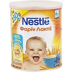Παιδική κρέμα NESTLE φαρίν λακτέ (350g)