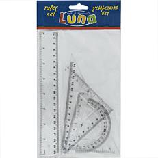 Γεωμετρικό σετ 20cm (4τεμ.)