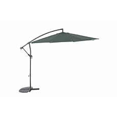 Ομπρέλα κήπου κρεμαστή εκρού 3m