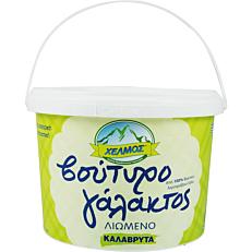 Βούτυρο ΧΕΛΜΟΣ Καλαβρύτων γάλακτος λιωμένο (3kg)