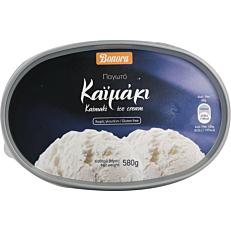 Παγωτό BONORA καϊμάκι συσκευασία 1lt (580gr)