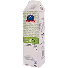 Ρόφημα γάλακτος ΟΛΥΜΠΟΣ χωρίς λακτόζη ελαφρύ 1,5% (1lt)