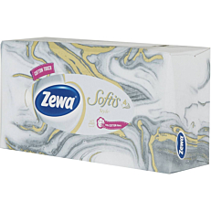 Χαρτί επιτραπέζιο ZEWA SOFTIS