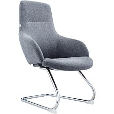 Πολυθρόνα επισκέπτη υφασμάτινη 65x69,5x102cm