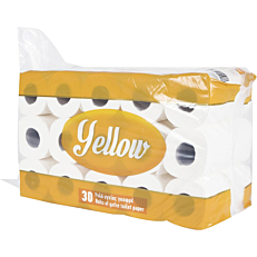 Χαρτί υγείας YELLOW (30x76g)