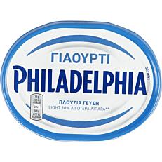 Τυρί αλειφόμενο PHILADELPHIA με γιαούρτι (200g)