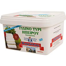 Λευκό τυρί ΚΑΡΑΛΗΣ γίδινο (1kg)