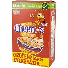 Δημητριακά CHEERIOS με μέλι και αμύγδαλα 625g