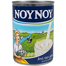 Γάλα ΝΟΥΝΟΥ εβαπορέ πλήρες (400g)