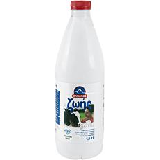 Γάλα ΟΛΥΜΠΟΣ ζωής υψηλής παστερίωσης 3,7% λιπαρά (1,5lt)
