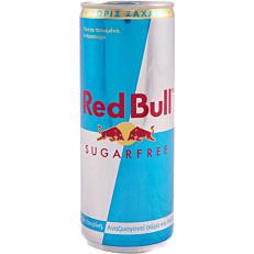 Ενεργειακό ποτό RED BULL χωρίς ζάχαρη (250ml)