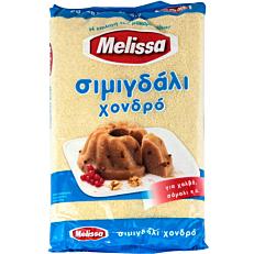 Σιμιγδάλι MELISSA σκληρού σιταρίου χονδρό (500g)